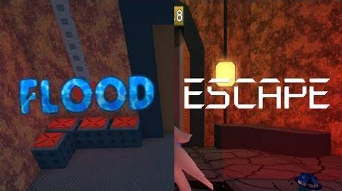 Flood Escape Comparison Beneath the Ruins & Flood Escape 1-0