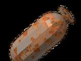 Rusted Tank
