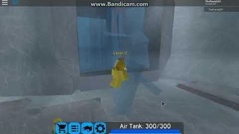 ROBLOX - Flood Escape 2 - Crystal Caverns -HARD-
