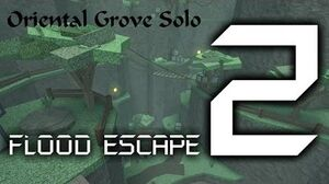 Oriental Grove Walkthrough, But with Old Music