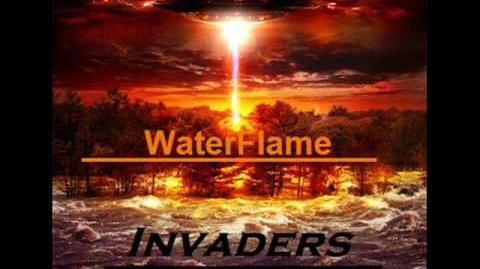 WaterFlame- Invaders