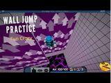 Wall Jump Practice
