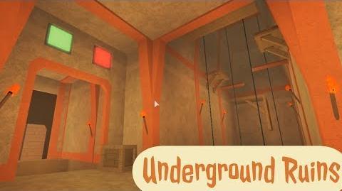 FE2(Test Map) l Underground Ruins