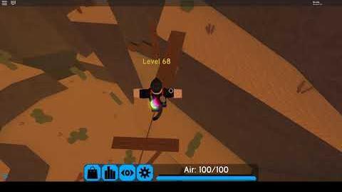 Flood Escape 2 - Lost Desert WR 1 20.467