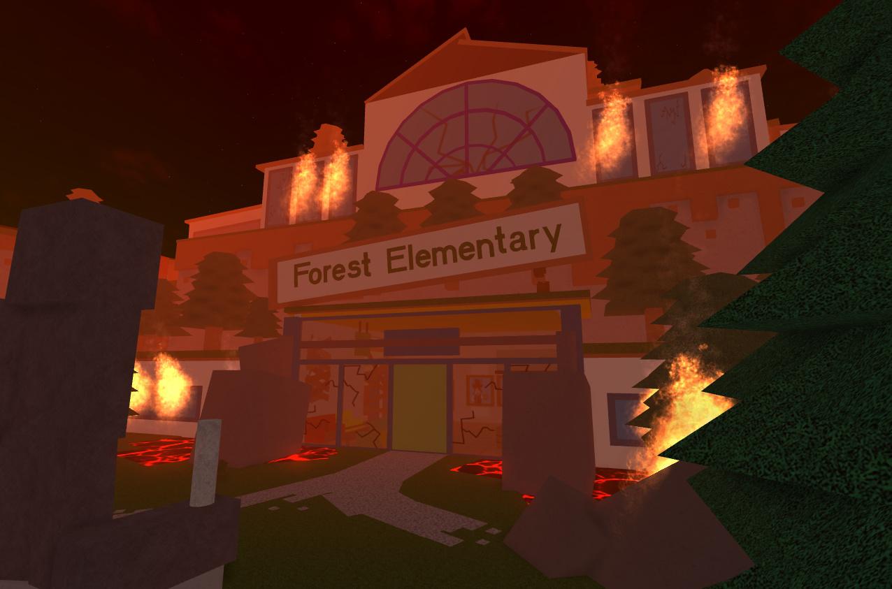 Annihilated Academy Flood Escape 2 Wiki Fandom Powered