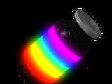 Rainbow Neon Tank