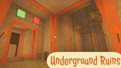 FE2(Test Map) l Underground Ruins-1