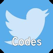 Codes button