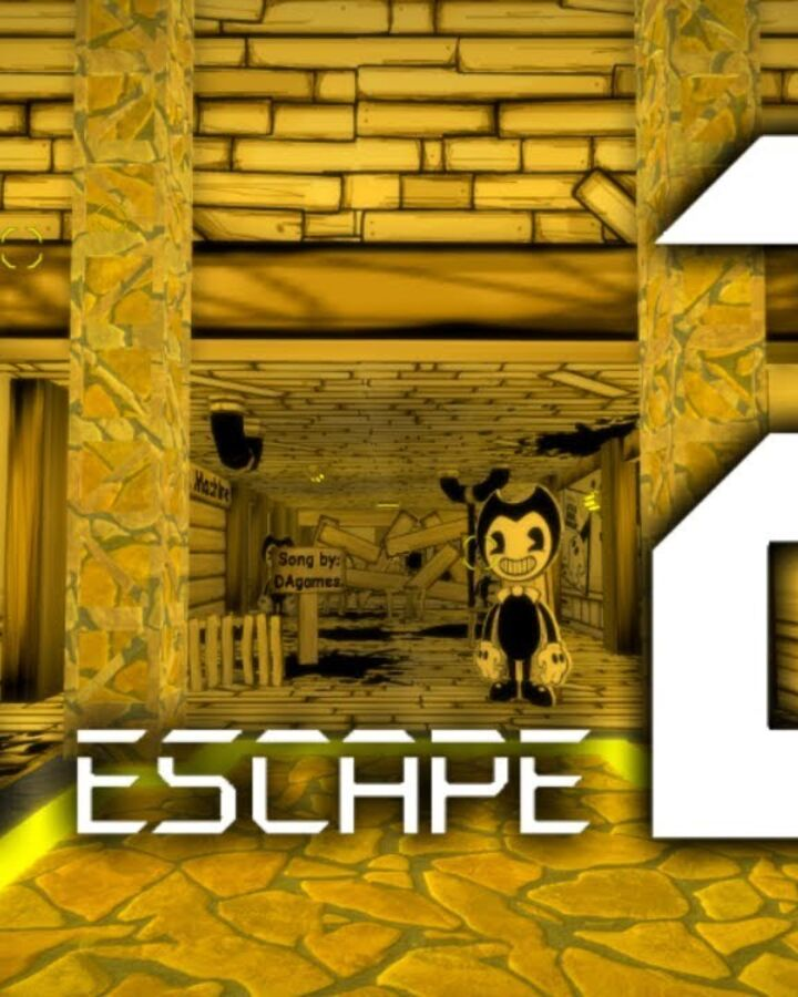 Bendy And The Ink Machine Flood Escape 2 Wiki Fandom