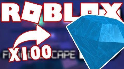CODE HOW TO GET 100 FREE GEMS Roblox Flood Escape 2
