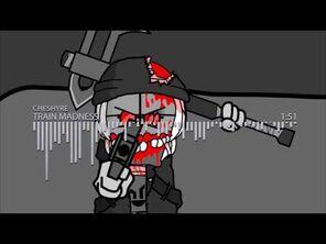 Madness Combat 6 Soundtrack- Cheshyre - Train Madness