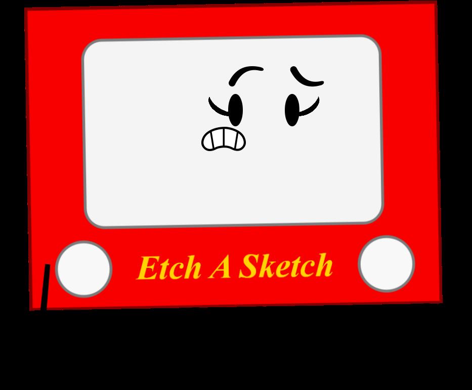 Etch A Sketch Floor Lamp And Friends Wiki Fandom