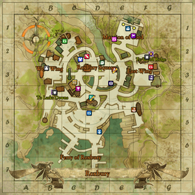 Roxbury-Map