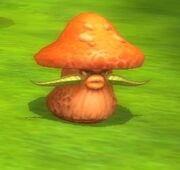 Rotten Cotton Mushroom