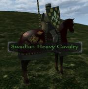 Swadian heavy calvary