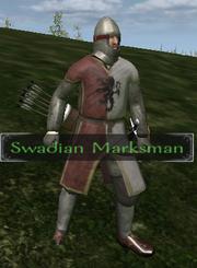 Swadian marksman