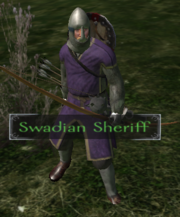Swadian sheriff