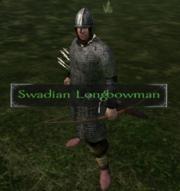Swadian longbowman