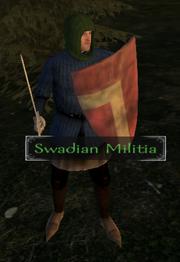 Swadian milita