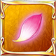 Lotus lake petal icon