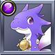 Shinka ryuu 05 year purple icon
