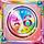 Rainbow medal