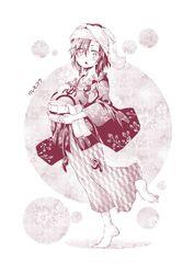 Waremokou fanart 2 by Kuno Touya