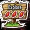 Interface explore icon
