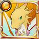 Shinka ryuu 100 year yellow icon