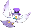 Columbine's dove