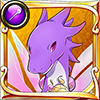 Shinka ryuu 100 year purple icon