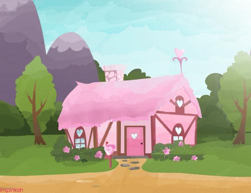 Fluffles house