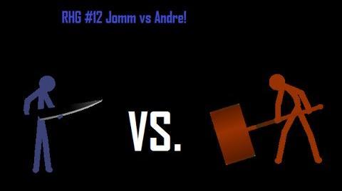 RHG 12 - Andre vs Jomm by John Bausal