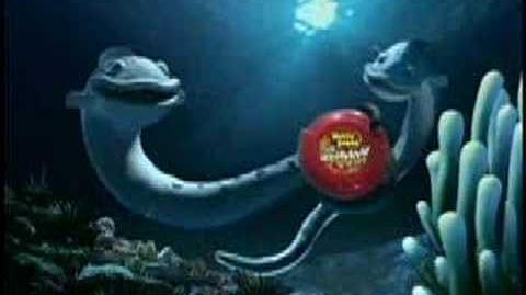HUBBA BUBBA SOUR GUMMI TAPE Eels