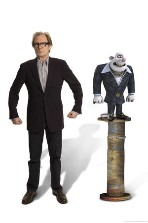 Bill Nighy as Whitey