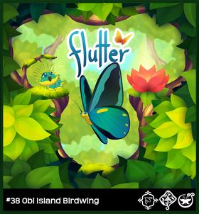 Obi Island Birdwing§Loading Screen