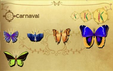 Carnaval Set§Flutterpedia