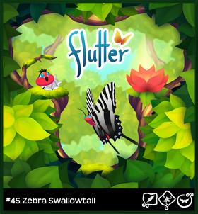 Zebra Swallowtail§Loading Screen