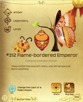 Flame-bordered Emperor§Flutterpedia