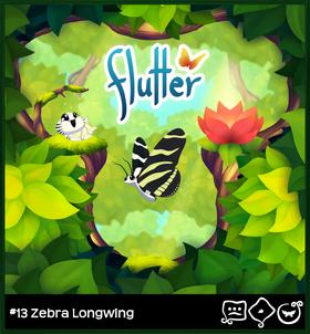 Zebra Longwing§Loading Screen