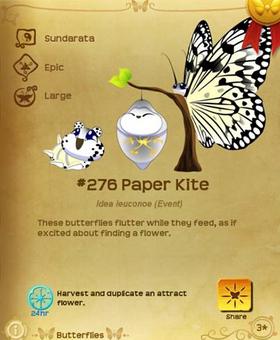 Paper Kite§Flutterpedia