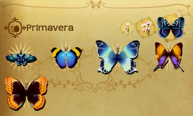 Primavera Set§Flutterpedia
