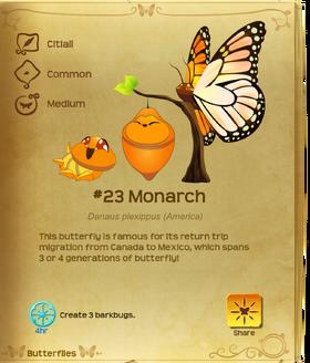 Monarch§Flutterpedia
