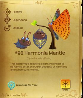 Harmonia Mantle§Flutterpedia