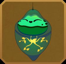 Emerald Swallowtail§Chrysalis