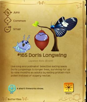 Doris Longwing§Flutterpedia