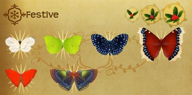 Festive Set§Flutterpedia