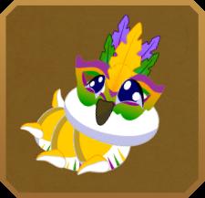 Golden Sapphire§Caterpillar