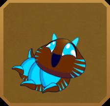 Dark-Blue Tiger§Caterpillar