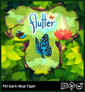 Dark-Blue Tiger§Loading Screen